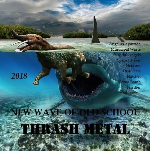 Torrent Va New Wave Of Old School Thrash Metal 2018 Descargar Musica Album Gratis Download Okeanicheskie Sushestva Doistoricheskij Morskie Chudovisha