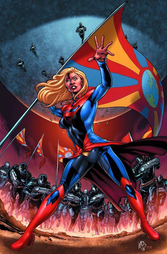 Smallville Season 11 #14 Publisher: DC COMICS (W) Bryan Q. Miller (A) Daniel HDR (CA) Pete Woods