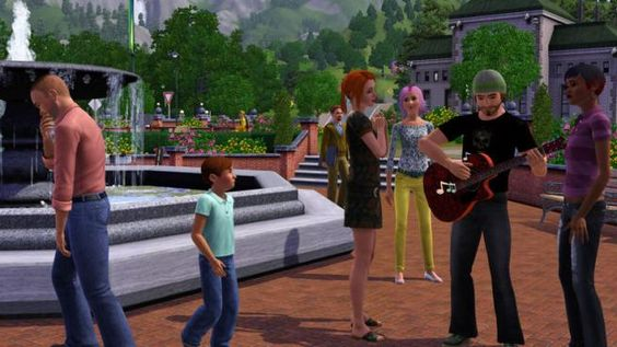 The Sims 3 Game Preview