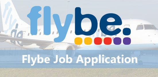 Latest Airline Jobs In Flybe Salary 40000 To 48000 Per Annum