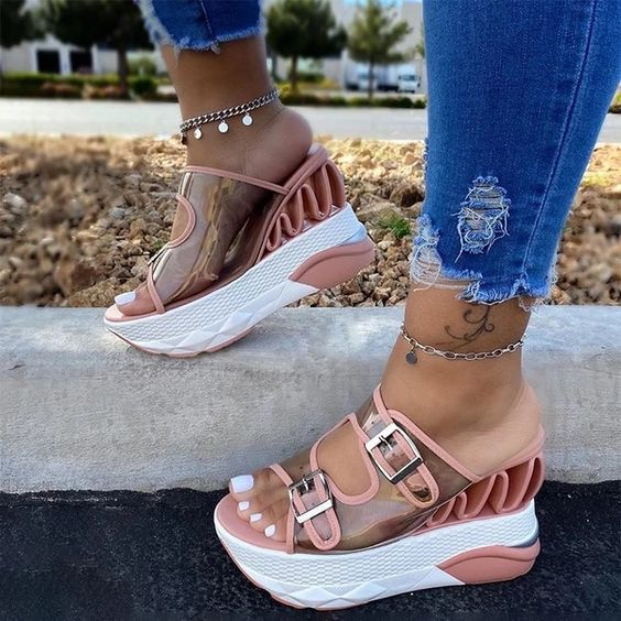 41 Summer Casual Sandals To Wear Today shoes womenshoes footwear shoestrends