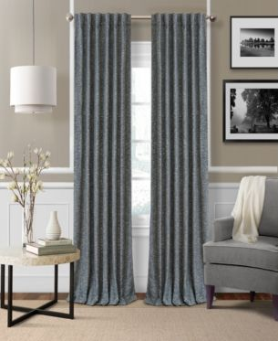 Elrene Colton 52 X 84 Blackout 3 In 1 Panel Drapes Curtains