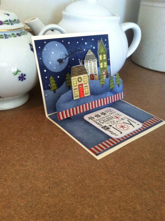 Holiday Home pop-up