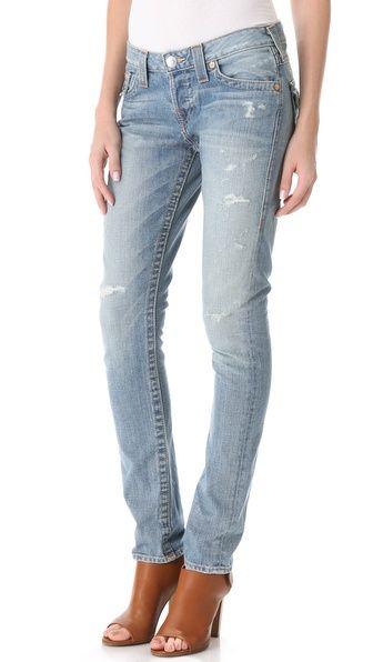these are perfection - True Religion Cameron Boyfriend Jeans