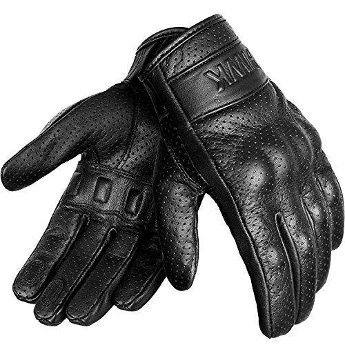 Hwk Motorcycle Gloves Men Motocross Motorbike Tactical Moto Riding Biker Leather Driving Ra Motorcycle Gloves Summer Motorcycle Gloves Motorcycle Riding Gloves