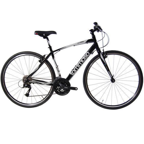 2018 Tommaso Sorrento Hybrid Shimano Fitness Bike Review Hybrid Bike Biking Workout Bike Reviews