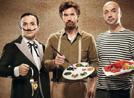 #Masterchef #masterchef3 #italy #bastianich #joebastianich #cracco #carlocracco #food #kitchen #cucina #masterchefitalua #chef