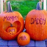 pumpkin baby shower decoration ideas family