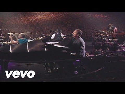 Billy Joel My Life Live From The River Of Dreams Tour Youtube Billy Joel Popular Music Music Videos