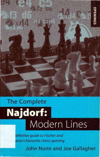 The Complete Najdorf By John Nunn Ajedrez