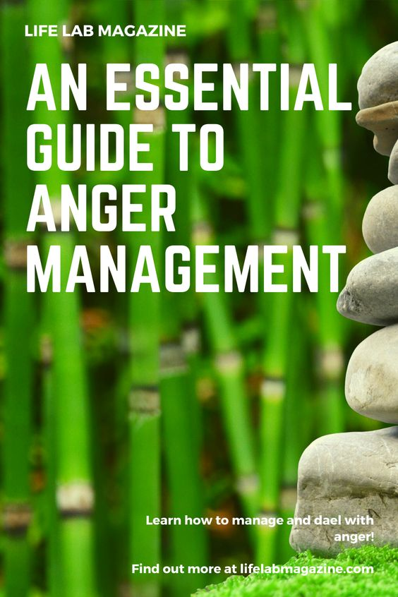 An essential guide to anger management
