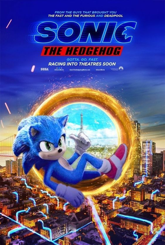 Pin By T R E X 99 The On Sonic In 2020 Hedgehog Movie Sonic The Hedgehog Free Movies Online
