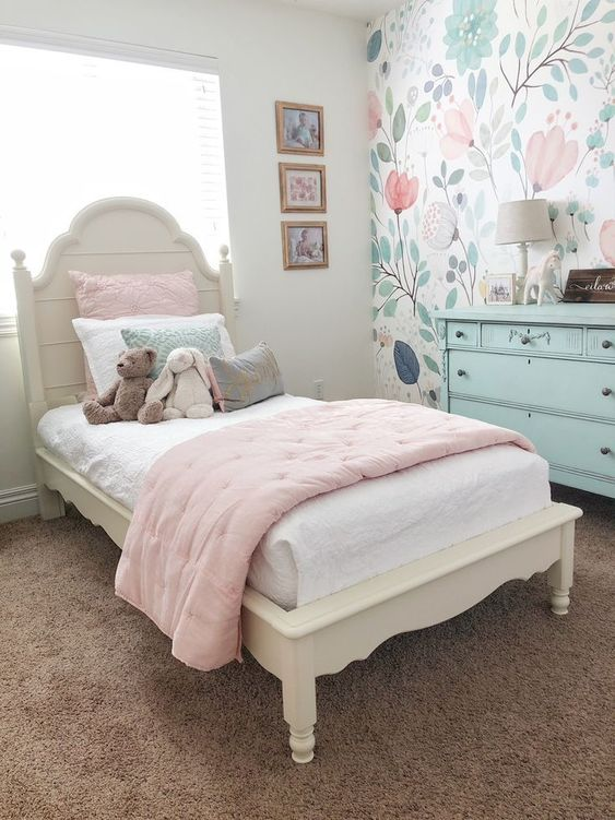 Stylish 41 Charming Bedroom Designs Ideas That Will Inspire Your Kids