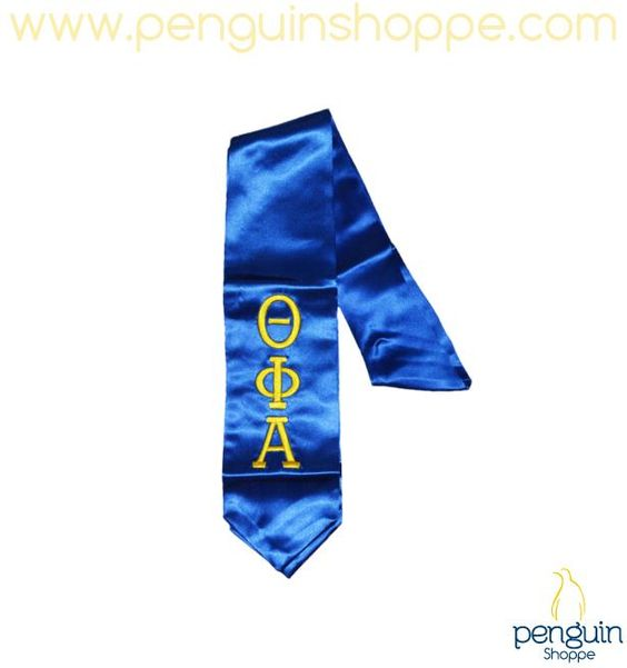 Every Graduation Stole comes with a FREE Alumna Decal TODAY ONLY! Go scoop yours up before the deal ends! Penguin Shoppe