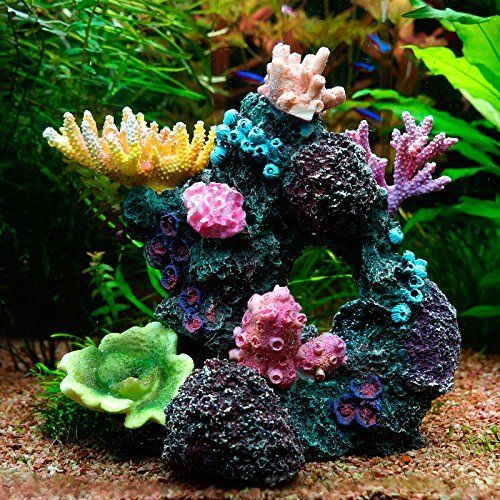 Aquarium Decor Artificial Sea Anemone Coral Plant Sale Coral Ornaments Shop Petsep Com Aquarium Decor Anemone Sea Anemone
