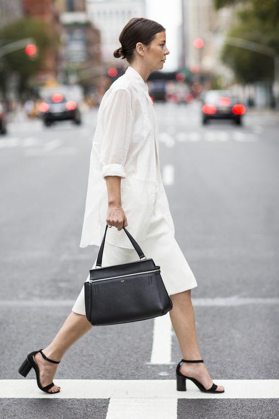 white street fashion: