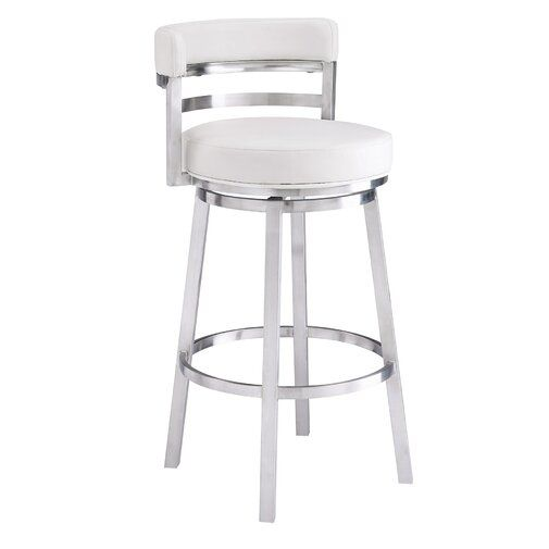 Kenedy Bar Counter Swivel Stool Bar Stools Restaurant Bar