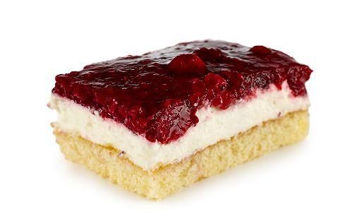 Print Recept: Rood fruit geleicake Fanta