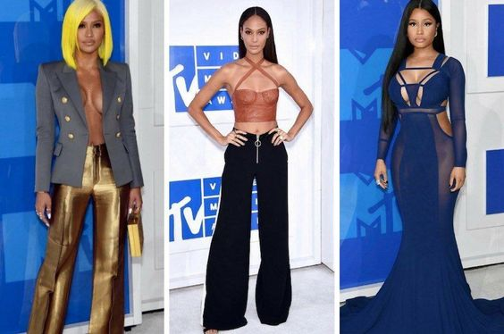 MTV Video Music Awards | Most Beautiful Stars On The White Carpet