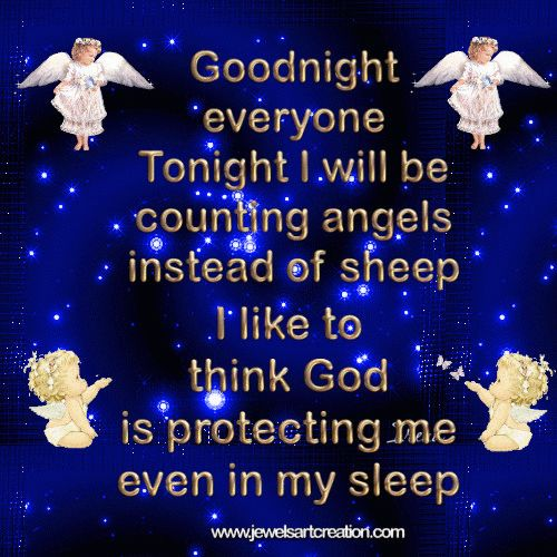 God Bless You Good Night Gif With Message Good Night Funny Good Night Quotes Good Night Wishes