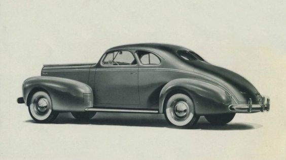 NEW PROJECT: 1940 NASH MOTORS 5-WINDOW COUPE IN THE SHOP | Eddies Rod & Custom
