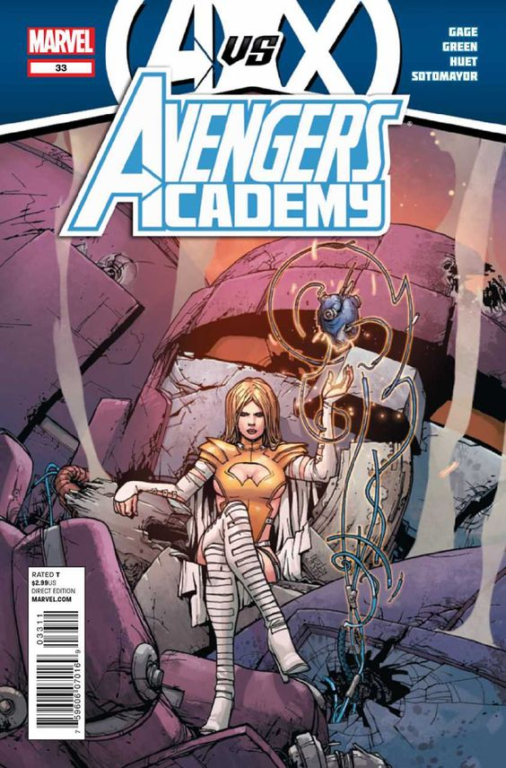 Avengers Academy #33 - What the Heart Wants, Conclusion (Issue)