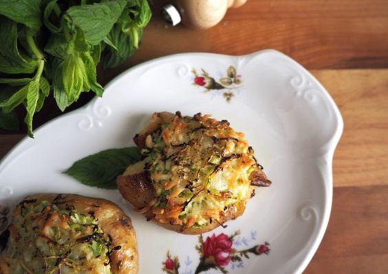 Fırında Kabak ve İzmir Tulum Peynirli Patates | Son Mastori