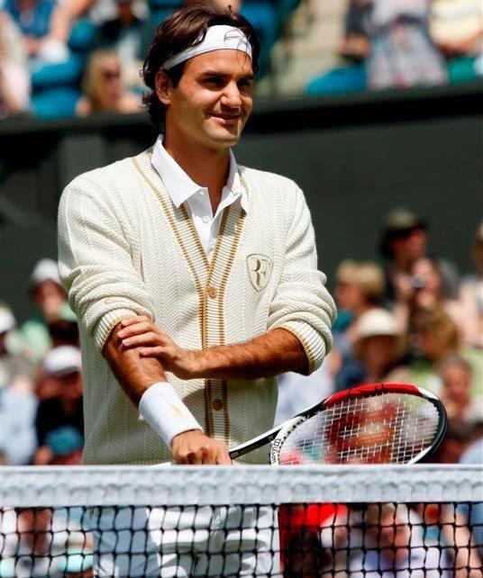Wimbledon 2008 - <3 the cardigan