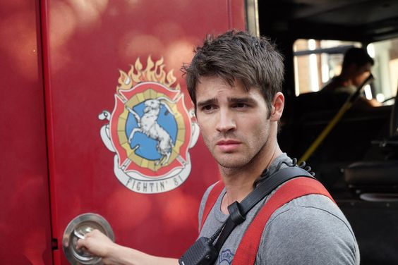 Meet Jimmy Borelli, the new candidate on Truck 81! Season 4. Played by (Born: July 13th 1988) ~ Steven R. McQueen is an American actor and model, known for his role as Jeremy Gilbert in The CW show The Vampire Diaries.