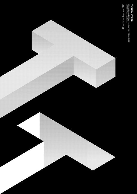 Type Matter by Nattapol | VISUALGRAPHC