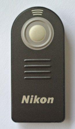 Nikon ML-L3 Infrarot-Auslöser - € 16,00