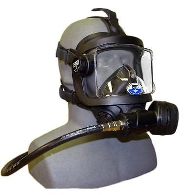 Ots #guardian full face #scuba diving mask #black skirt w/ #black hardware,  View more on the LINK: http://www.zeppy.io/product/gb/2/262183718228/