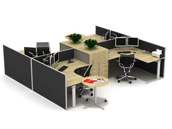 Stylish Admin Team Desk Layout | Desk | Pinterest | Desk Layout And Desks