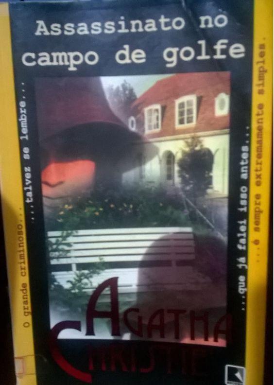 Entre Frases e Palavras: Assassinato no Campo de Golfe - Agatha Christie
