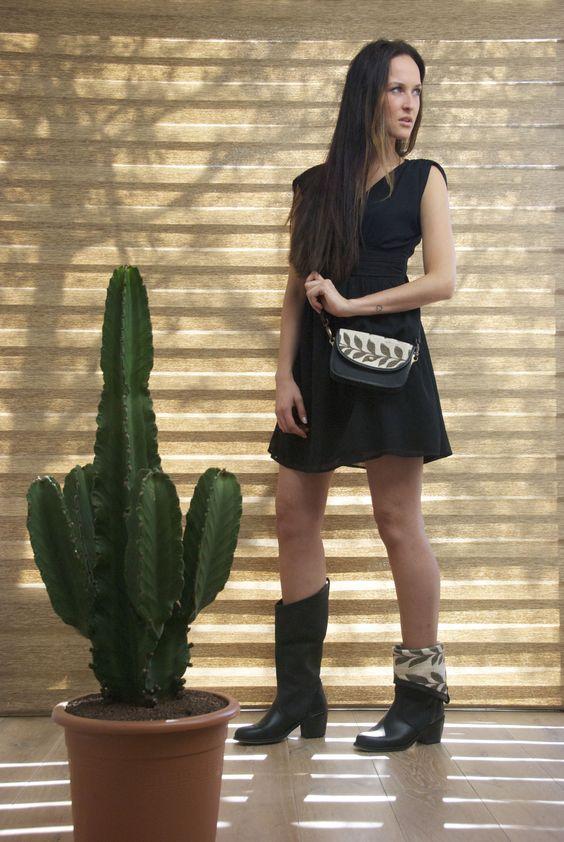Blei Ji Nomadic Chic Boot in Black $322