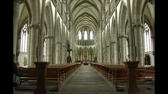 Jaw droppingly gorgeous church in France. A picture really can be worth 1000 words.
