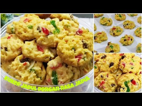 Kue Lebaran Kukis Buah Sukade Enak Dan Renyah Tips Kue Kering Renyah Dan Tidak Keras Alot Youtube Food Vegetables Cauliflower