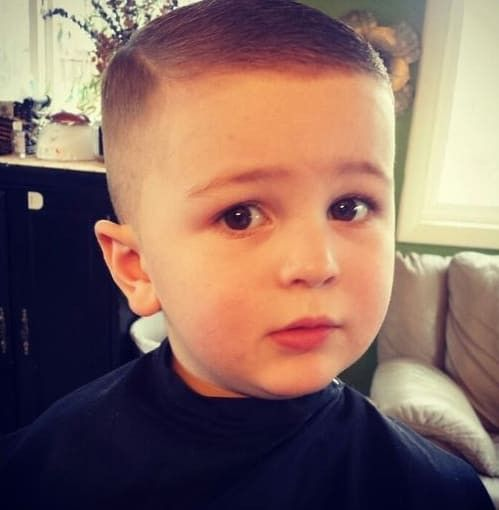 Pin By Jennifer Mercado On Baby Baby Boy Hairstyles Baby Hairstyles Boys Haircuts