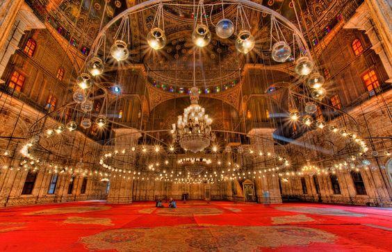 Джамия Мухаммад Али, Кайро, Египет.