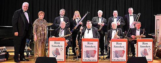 Check out The Ron Smolen Big Band /  Orchestra  featuring Vocalist Sally Kokos on ReverbNation