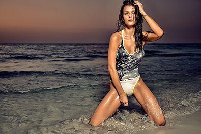 #girls of the #sea #beach #swimsuit