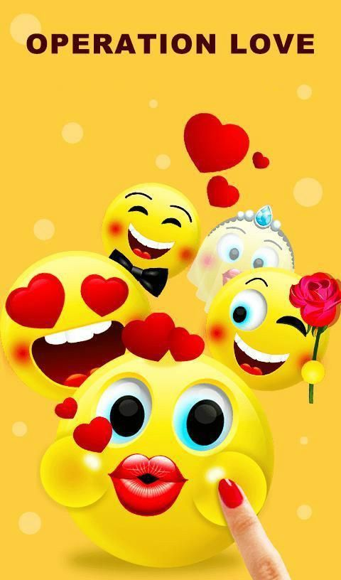 Happy Love Emoji Keyboard Cute Emoji Wallpaper Emoji Love Emoji Wallpaper