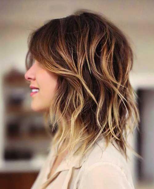 Pin On Cute Medium Haircuts