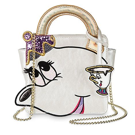 Mrs. Potts and Chip Crossbody Bag by Danielle Nicole: