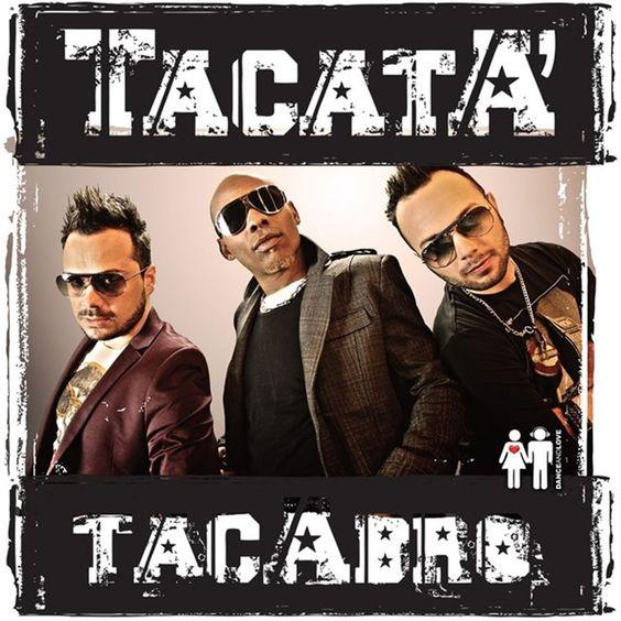 Tacabro – Tacata (single cover art)
