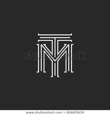 Pin By Luke Mcilveen On Edison Letter Logo Tm Logo Monogram