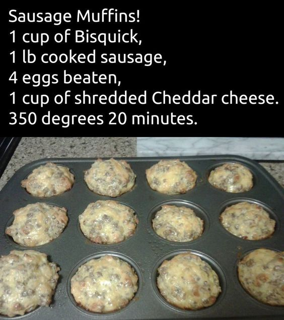 Cheese Muffins, Breakfast Muffins And Homemade On Pinterest