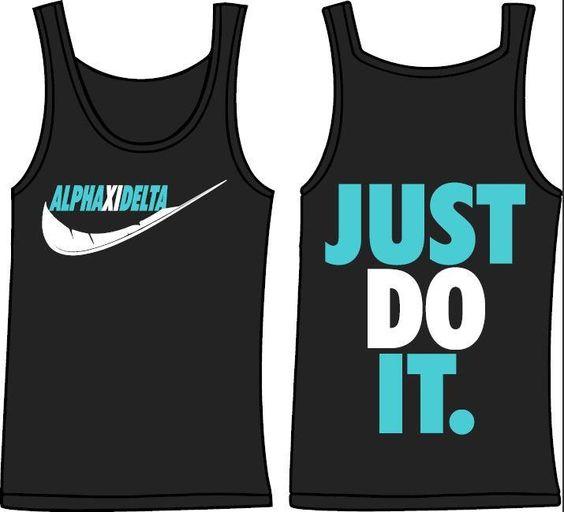 Such a cute workout shirt!!