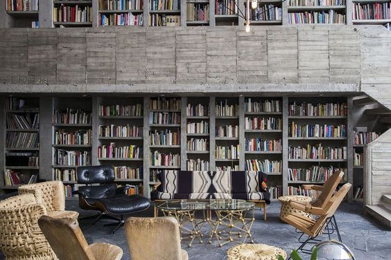 Tough Love: A Creative Couple's Brutalist House in Mexico City