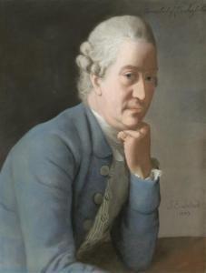 Jean Etienne Liotard - James Hamilton